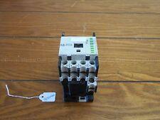 Klockner Moeller DIL00M-10 Contactor, 110/120 Coil 20A