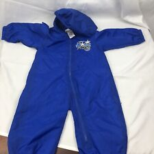 Mighty Mac Sports Orlando Magic 1 piece Warmup outfit size 18 months Vintage