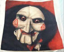 Saw Pillow Case - Jigsaw Pillow Billy Pillow Horror Pillow Halloween Pillow