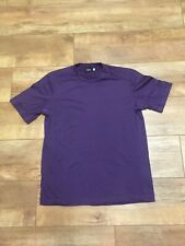 Rapha Merino T-Shirt Purple Size Medium