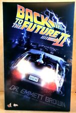 Hot Toys Dr. Emmett Brown - BACK TO THE FUTURE PART II 1/6 Action Figure