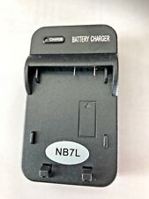 Battery Charger NB7L For Canon Power Shot G10 11 12 CB-2LZ SX30 IS U.S. Seller