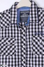 Camicie casual e maglie da uomo neri Scotch & Soda