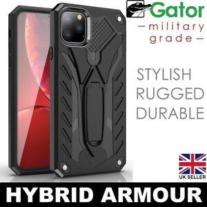 Apple iPhone 12 Heavy Duty Case Cover Shockproof Hybrid Armor Defender Phone