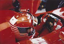 FORMULA 1 Foto Originale Michael Schumacher SPL