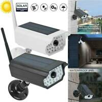 30LED Solar Power Light Outdoor Waterproof Monitor Security Home Induction Lamp