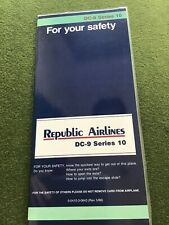 safety card republic dc 9 10