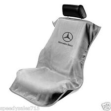 Seat Armour SA100MBZG Grey Mercedes Benz Seat Cover Towel New Free Shipping