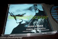 Anne Clark 01 France MPO CD Terra Incognita w. Our Darkness 1st First Pressing