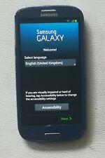 Samsung Galaxy S III LTE GT-I9300 - 16GB - Pebble Blue (Unlocked) Smartphone