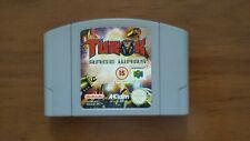 Turok: Rage Wars game for Nintendo 64 (N64)