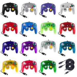 Controller * GamePad * Kontroller in versch. Farben für Nintendo GameCube (NEU)