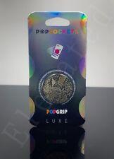 Authentic PopSockets Embossed Metal Python Phone Grip PopSocket Pop Socket