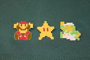 "Mario Bros""pinny arcade"" pin lot"