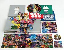 Coldplay Mylo Xyloto CD y vinilo LP Box Set (edición Limitada) - Nuevo