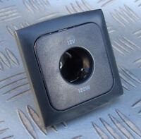 CBE 12V CIGAR SOCKET & FACEPLATE SUIT CARAVAN CAMPER 12 volt compatible C-LINE