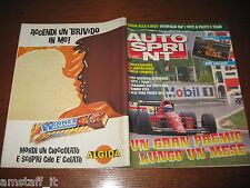 AUTOSPRINT 1990/14=RALLY COSTA SMERALDA=CIOCCO=AUTO ELETTRICA GM=