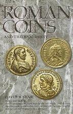 COIN BOOK ROMAN COINS & THEIR VALUES IV sestertius follis antoninianus aureus
