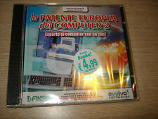 PC CD-ROM LA PATENTE EUROPEA DEL COMPUTER 2 ESPERTO CON UN CLIC SYLLABUS 4.0