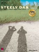 Steely Dan Two Against Nature Sheet Music Piano Vocal Guitar Songbook  002500284