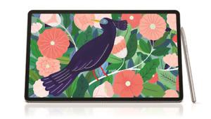 """Samsung SM-T970NZSEXSA Galaxy Tab S7+, 12.4"""" Display 256GB, Wi-Fi , 8GB Ram Spen"""