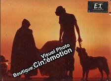 Photo Prestige Cinéma 30.5x40cm.1982 E.T L'EXTRA-TERRESTRE Steven Spielberg EC d