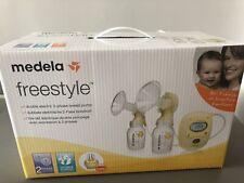 Medela Freestyle Double Electric Pump with Extras (Used Once)
