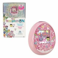 Tamagotchi On Fairy Pink Electronic Game