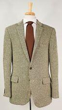 LkNew $425 J. CREW 'Ludlow' Black & White Herringbone Wool Blazer 42 R Slim Fit