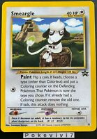 Carte Pokemon SMEARGLE 32 BLACK STAR PROMO Wizard ENGLISH Near Mint+