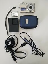 Olympus Fe-230 7.1Mp Digital Camera w/Battery, Original Accessories Charger Case