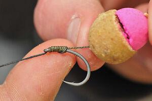 Korda Krank Carp Fishing Hooks - Barbed & Barbless Sizes 2 - 10 Available