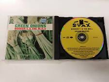 BOOKER T. & THE MG'S GREEN ONIONS CD