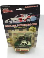 Vintage 1989 Racing Champions Stock Car - Harry Gant #33 - New MIP 1:64