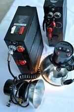 Lumedyne 3x400w lighting  kit