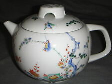 Georges Boyer Chantilly Song Teapot W/Lid