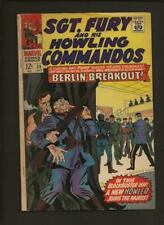 Sgt. Fury And His Howling Commandos 35 VG- 3.5 High Definition Scans