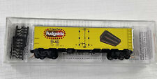 MICRO TRAINS LINE 59060 FUDGSICLE 40' STEEL ICE REEFER #601 N SCALE