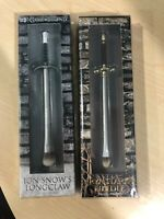 Sold out NIB Urban Decay Game Of Thrones Collection Longclaw & Needle Brush