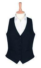 Brook Taverner Women's Luna Waistcoat Waiteress Workwear Suit Formal Jackets New