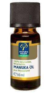 (189€/100ml) Manuka-Öl ätherisch 10 ml Neuseeland Manukaöl Teebaumöl naturrein
