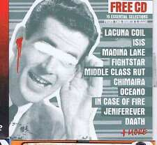 LACUNA COIL / ISIS / MADINA LAKE / FIGHTSTAR + Rock Sound CD no. 122 2009