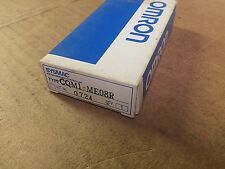 Omron CQM1-ME08R Sysmac Programmable Controller PLC
