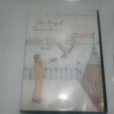 The Royal Tenenbaums - Dvd - Criterion Collection