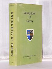 Antiquities of Surrey - 1965 Edition