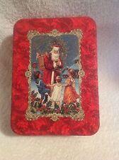Tin,Historical Collection,Christmas,Vintage,Hallmark,Retired,1993