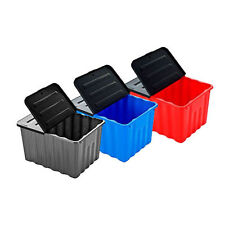 Plastic Large Container Home Storage Boxes