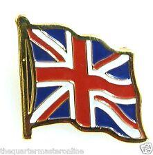 Union Jack / Great Britain Flag Lapel Pin Badge