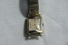 LeCoultre peaked case, 10Kt Gold filled, Cal. 438/4CW, serviced, runs great!