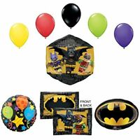 Lego Movie 2 Deluxe Balloon Decoration Bundle for Any Birthday